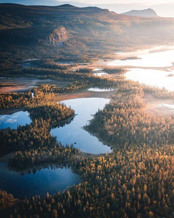 Удивительные уголки Земли в объективе шведского фотографа Тобиаса Хэгга (25 фото)