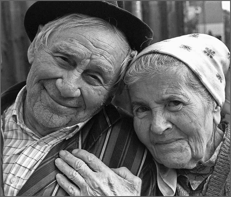 Трогающие душу советские фотографии Владимира Ролова (85фото)