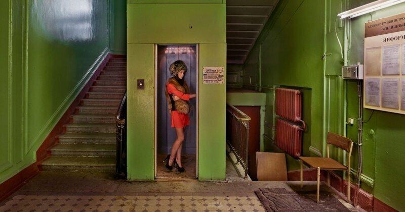 Сцены из постсоветской России, которые создают впечатление, что время остановилось (27фото)
