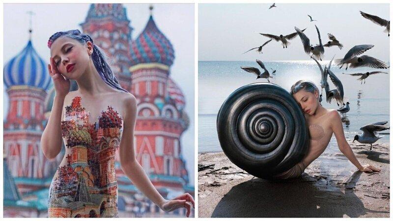 35 эксцентричных провокаций от российской художницы (36фото)