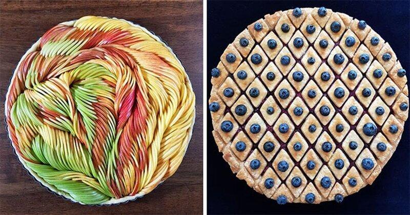 50 произведений искусства, которые лишь по привычке называют пирогами (51фото)