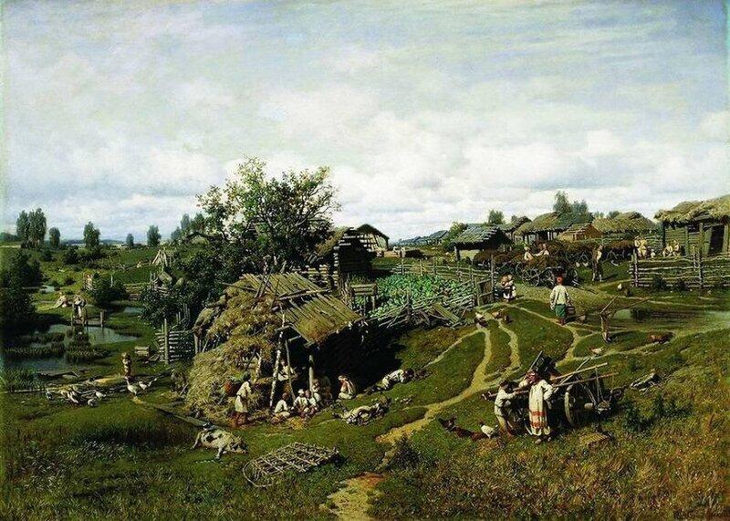 Художник Суходольский Петр Александрович(1835-1903)