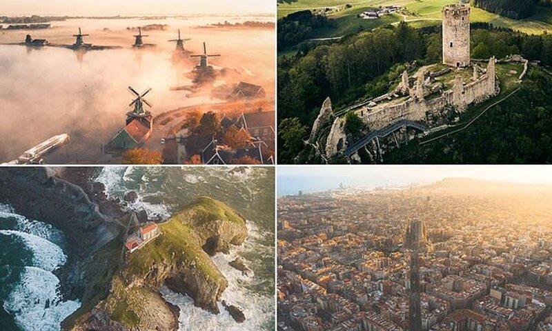 27 лучших снимков с конкурса аэрофотографии Agora #Aerial2020 (20фото)