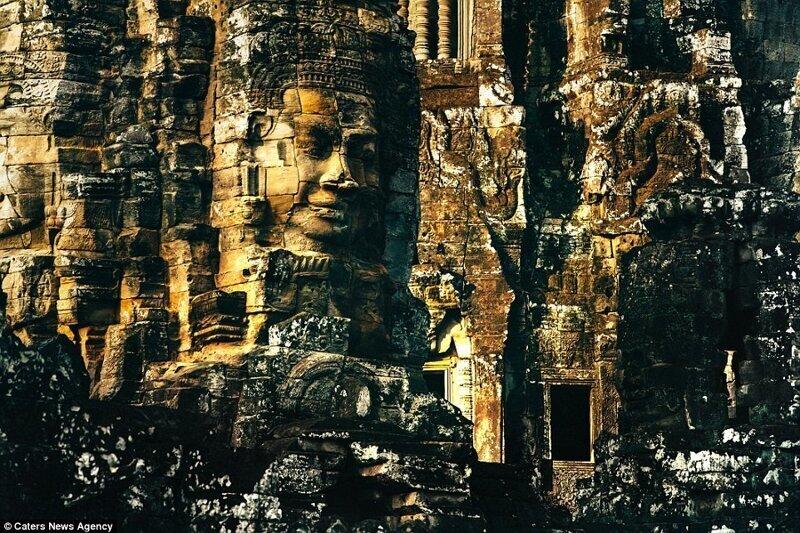 Невероятные храмы, которые обрели известность благодаря фильмам с Анджелиной Джоли (10фото)