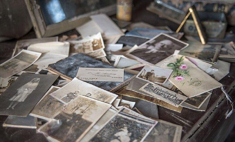 Фотограф исследует тайны старинного особняка (13фото)