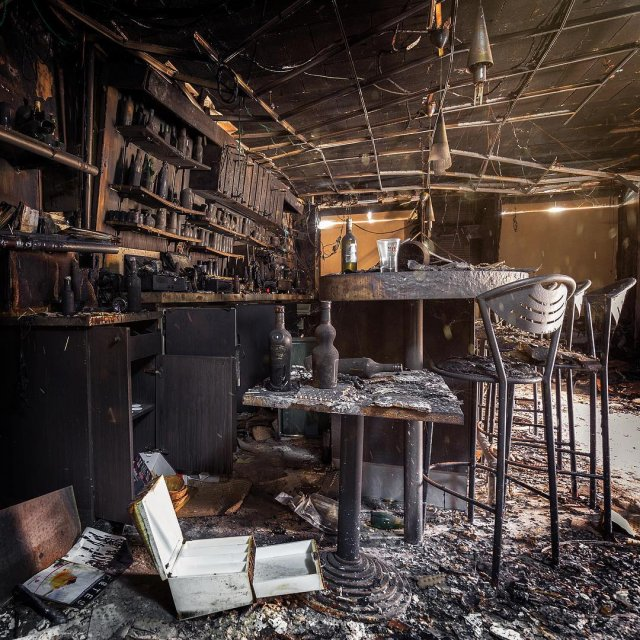 Заброшенные места в объективе немецкого фотографа Маркуса Экке Ви Канте (15 фото)