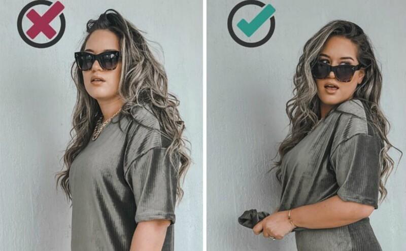 Блогер показала 30 секретов о том, как лучше получаться на фотографиях (31фото)