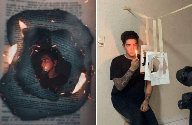 Фотограф показал, что скрывается за красивыми фотографиями (15 фото)