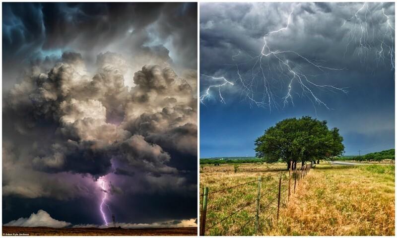 Мощь стихии: потрясающие снимки грозы (14фото)