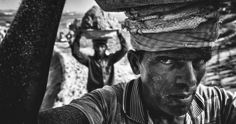 Работы победителей фотоконкурса от National Geographic в категории «Люди» (19фото)