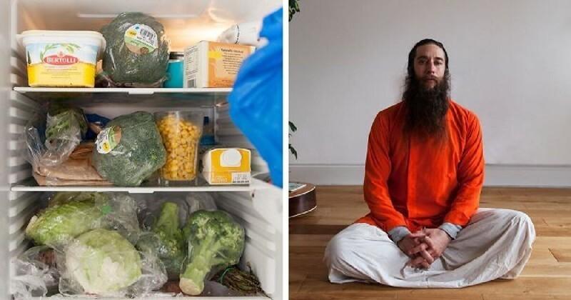 Фотограф открыла 30 чужих холодильников и показала их всему миру (31фото)