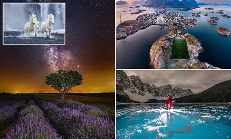 Международный фотоконкурс IPA представляет лучшие фото (15фото)