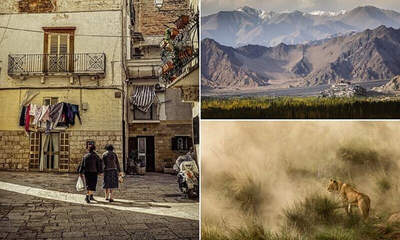 Фотоконкурс National Geographic Traveller назвал финалистов (13фото)