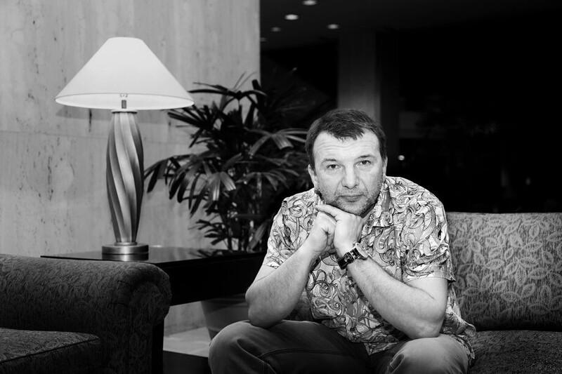 Олег Виденин. Монохромный мир. Люди окраин (42фото)