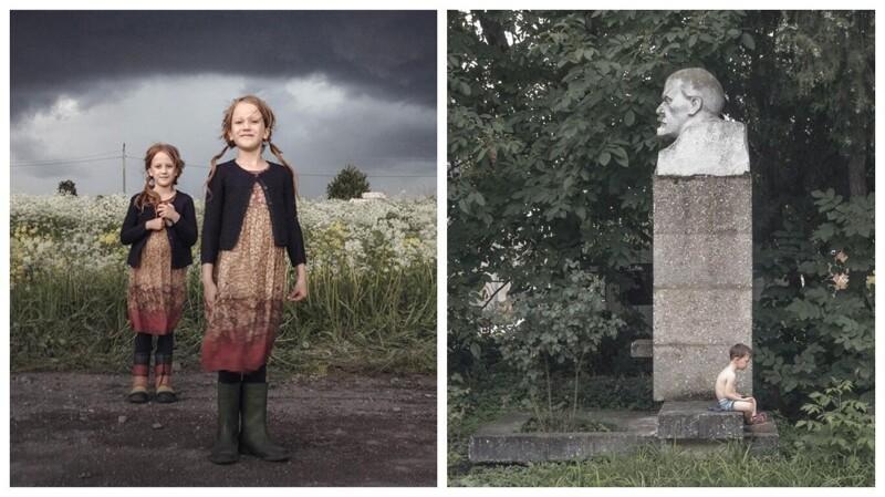 Фотограф показывает Россию без прикрас (41фото)