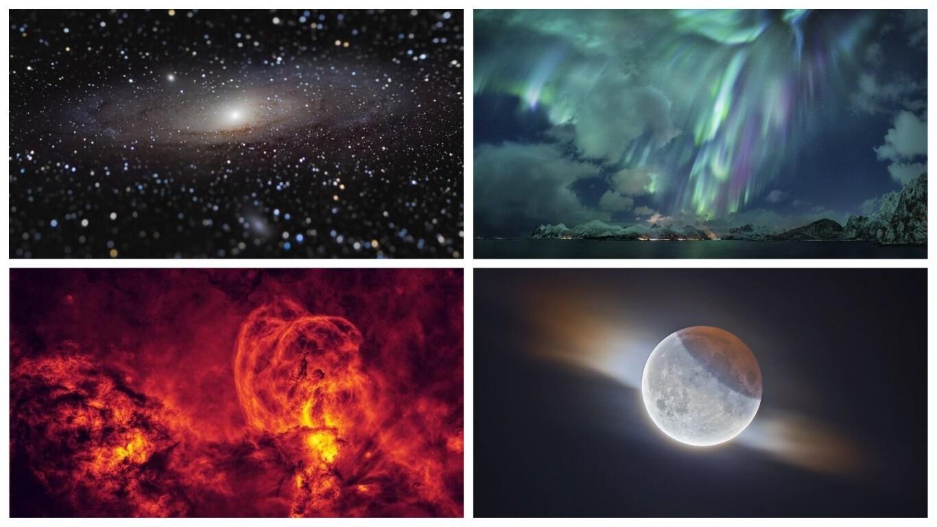 Названы победители конкурса астрофотографии Astronomy Photographer of the Year (22фото)