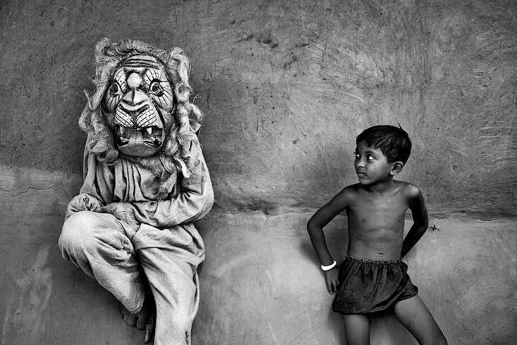 Лучшие черно-белые фотографии 2020 (25фото)