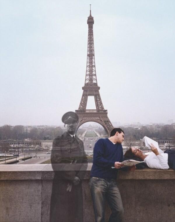 Фотографии, заставляющие иначе взглянуть на популярные туристические места (4фото)
