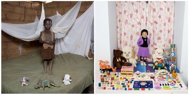 Фотопроект: дети и их любимые игрушки (23фото)