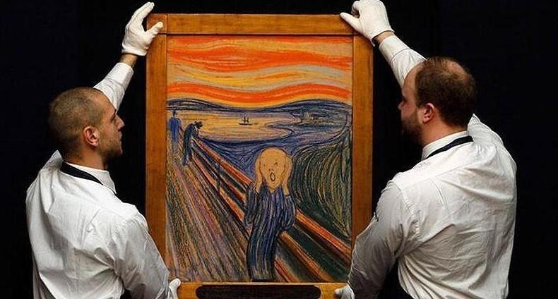 «Дорогие штучки»: десять самых дорогих картин из коллекций миллиардеров мира (11фото+1видео)