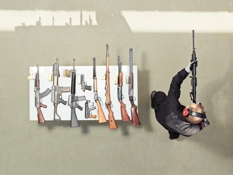 Как готовят криминалистов в Голландии (24фото)