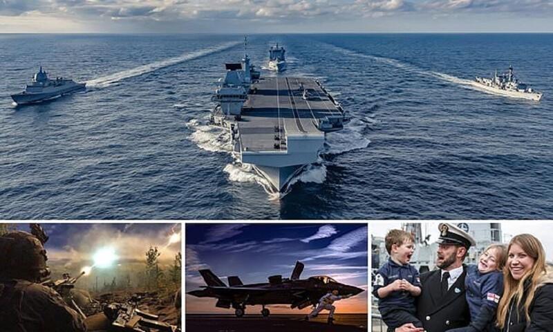 Конкурс военно-морских фотографий объявил победителей (27фото)