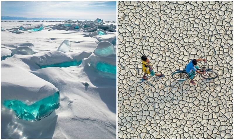Потрясающие фото явлений природы с конкурса The Weather Photographer Of The Year (29фото)