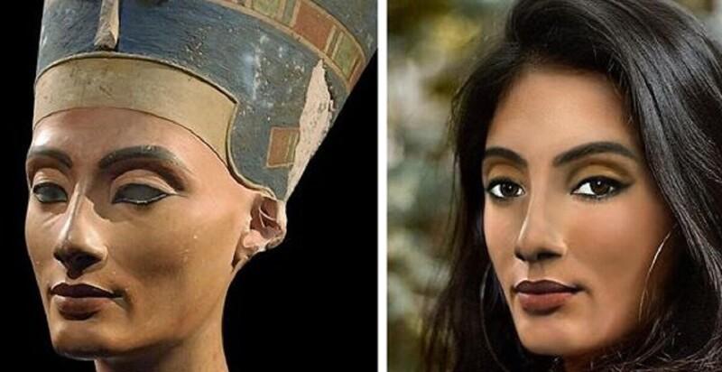 Как великие герои прошлого выглядели бы в наши дни? (26фото)