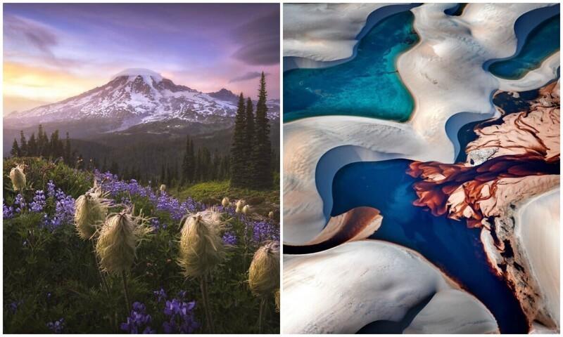 Пейзажи, захватывающие дух: победители конкурса Landscape Photographer Of The Year (31фото)