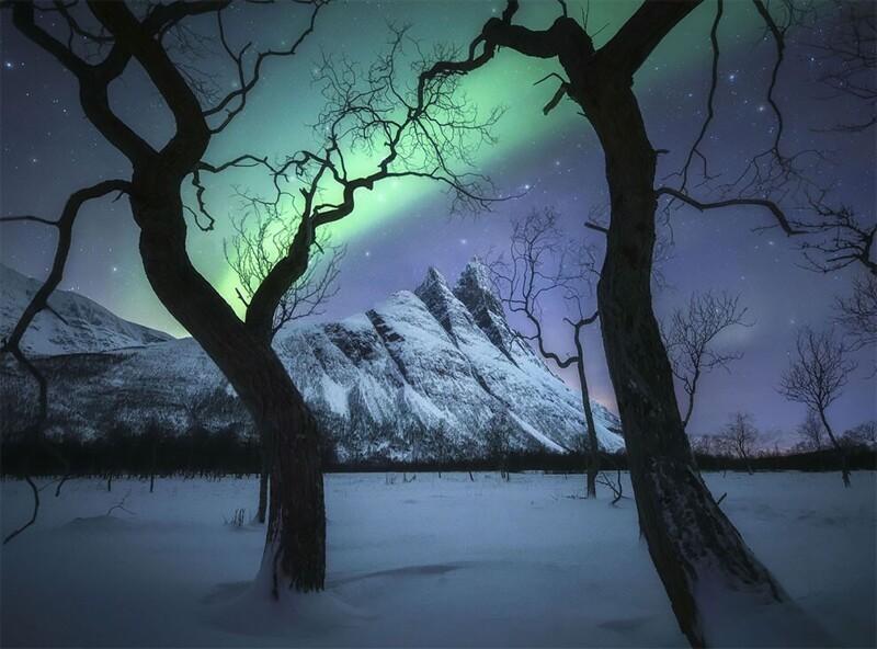 Объявлены победители международного конкурса пейзажной фотографии (21фото)