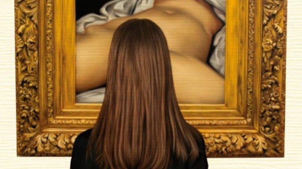 Решена загадка самой скандальной эротической картины