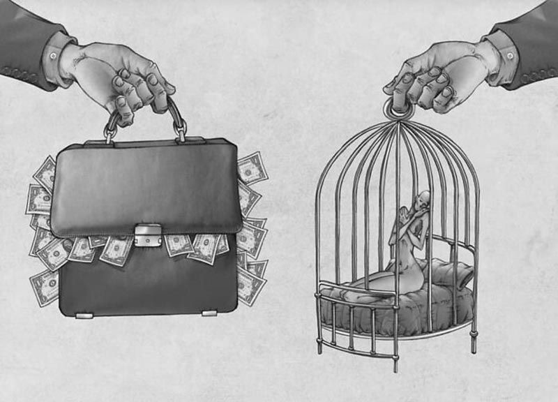 Что не так с современным обществом: иллюстрации художника из Буэнос-Айреса (38фото)