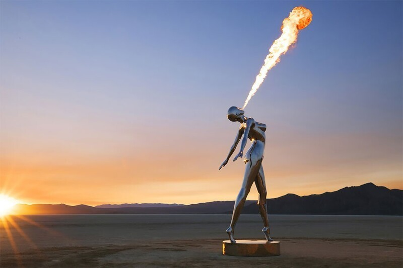 Величественные скульптуры, от которых захватывает дух (22фото)