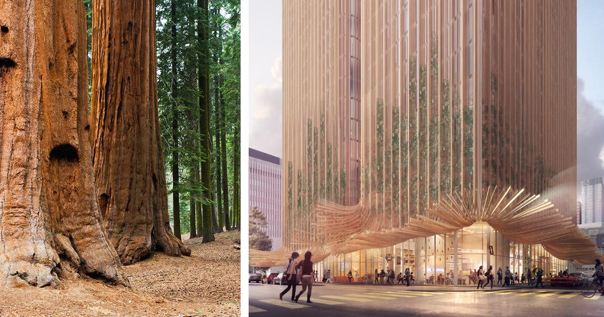 Будущее мегаполисов: вдохновленные природой здания от японского архитектора (13фото)