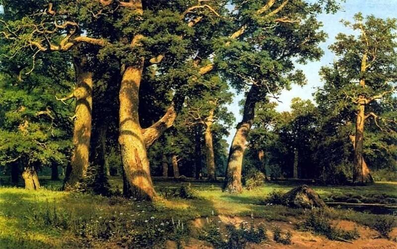 Русские художники. Шишкин Иван Иванович (1832-1898)