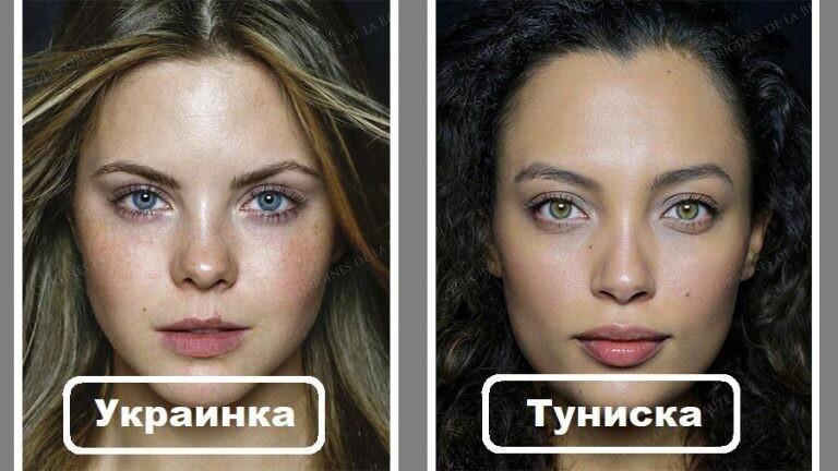 Чарующие портреты женщин со всего мира (36фото)