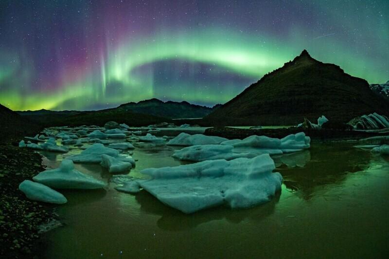 35 потрясающих пейзажей из Исландии (35фото)