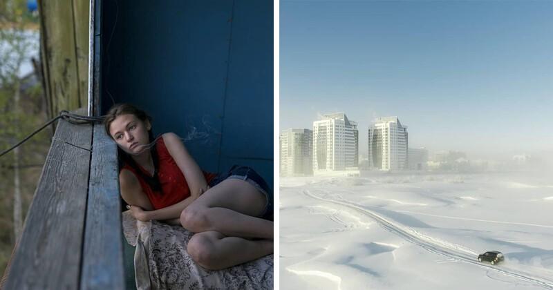 Якутские морозы и тепло Якутии (36фото)