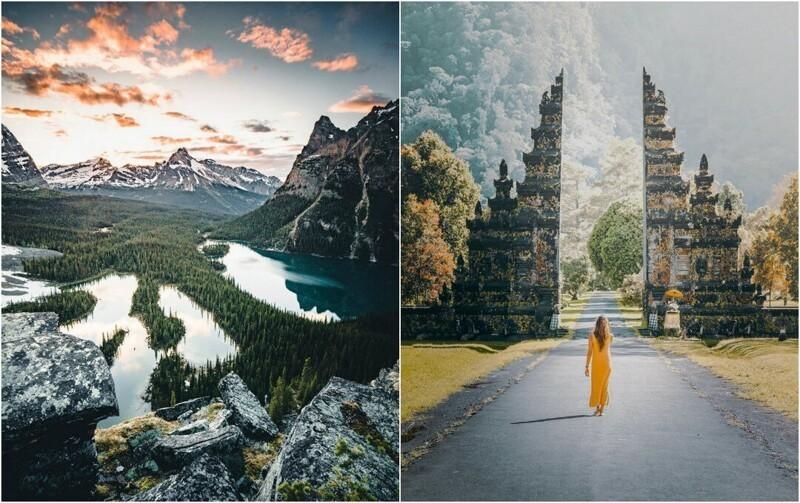 Путешествия и приключения на снимках Кая Гроссманна (26фото)