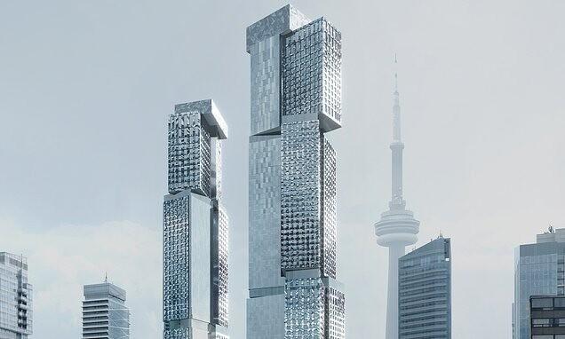 Всемирно известный архитектор построит небоскребы в родном городе (8фото)