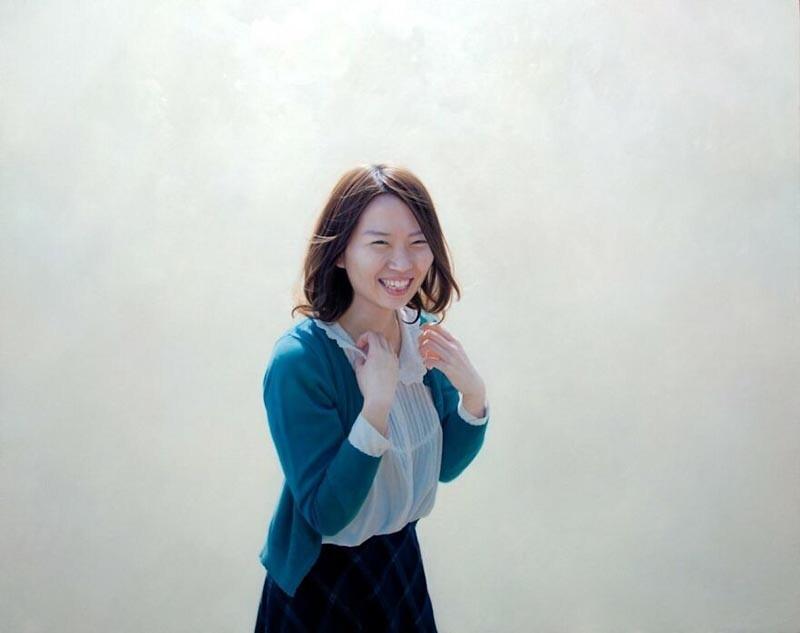 Гиперреалистичные портреты от японского художника (20фото)