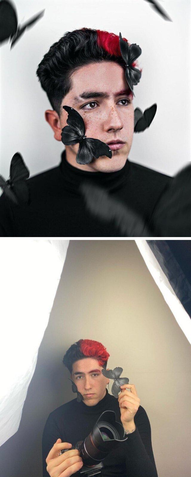 Фотограф, который показывает, что скрывается за красивыми кадрами (15 фото)