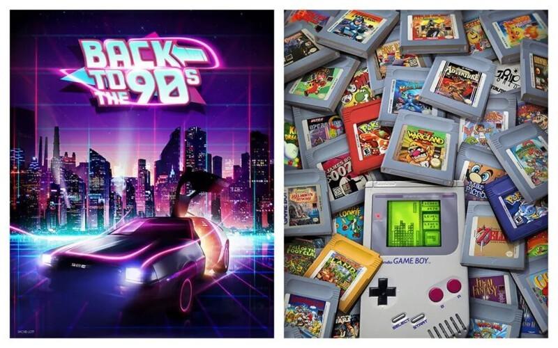 Дети 90-х: художник отображает в своих произведениях ностальгию по старым видеоиграм (23фото)