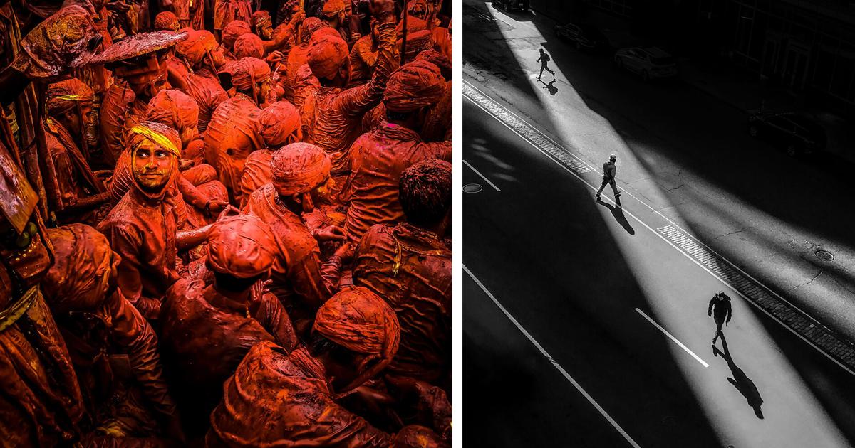 30 победителей ежегодного конкурса фотографий, сделанных на смартфон (31фото)