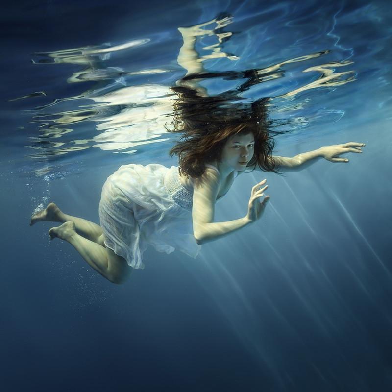 Подводные феи Дмитрия Лаудина, часть вторая (60фото+1видео)