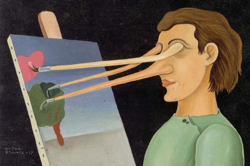 8 художников, писавших картины под воздействием наркотиков (10фото)