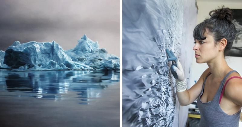 Это не фотография: 50 потрясающих гиперреалистичных картин (50фото)