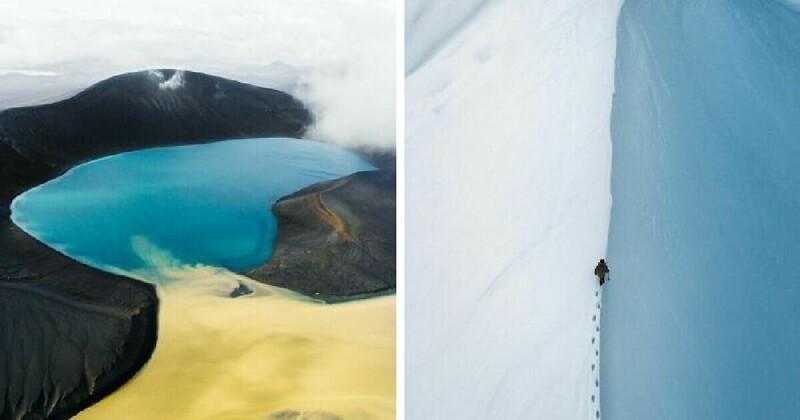 30 профессиональных аэроснимков, от которых захватывает дух (31фото)