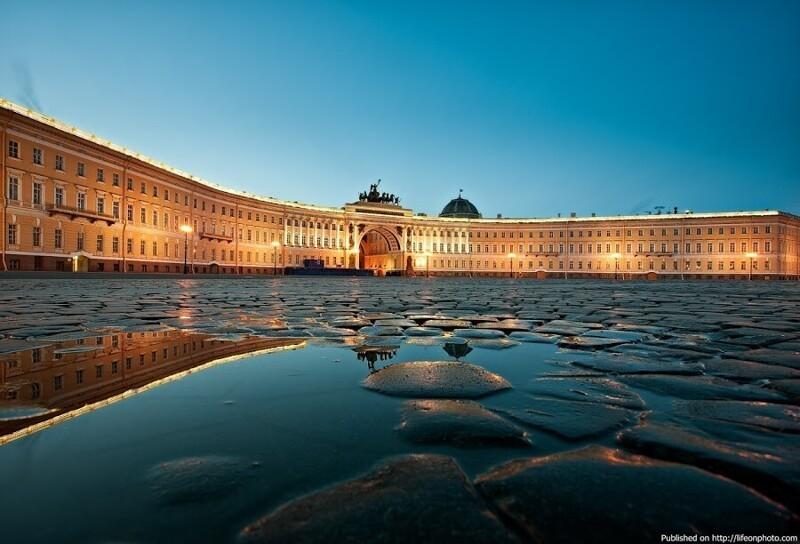 Красивые фотографии Санкт-Петербурга от фотографа Сергея Лукса (41фото)