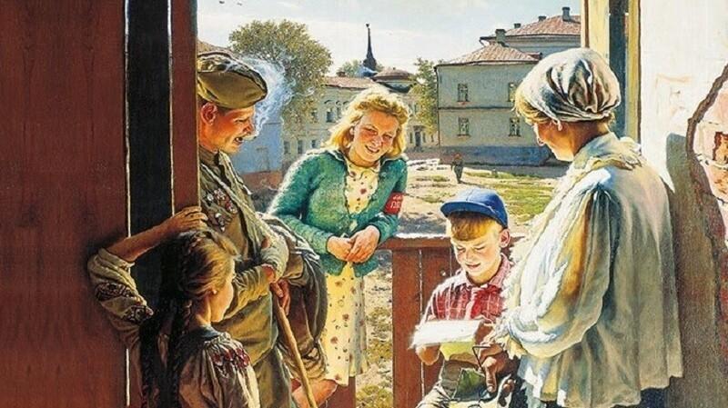 10 советских художников, которых надо знать (22фото)